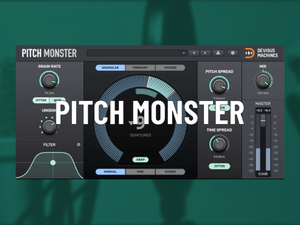 Pitch Monster