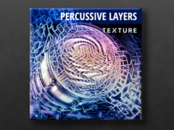 Percussive Layers for Texture